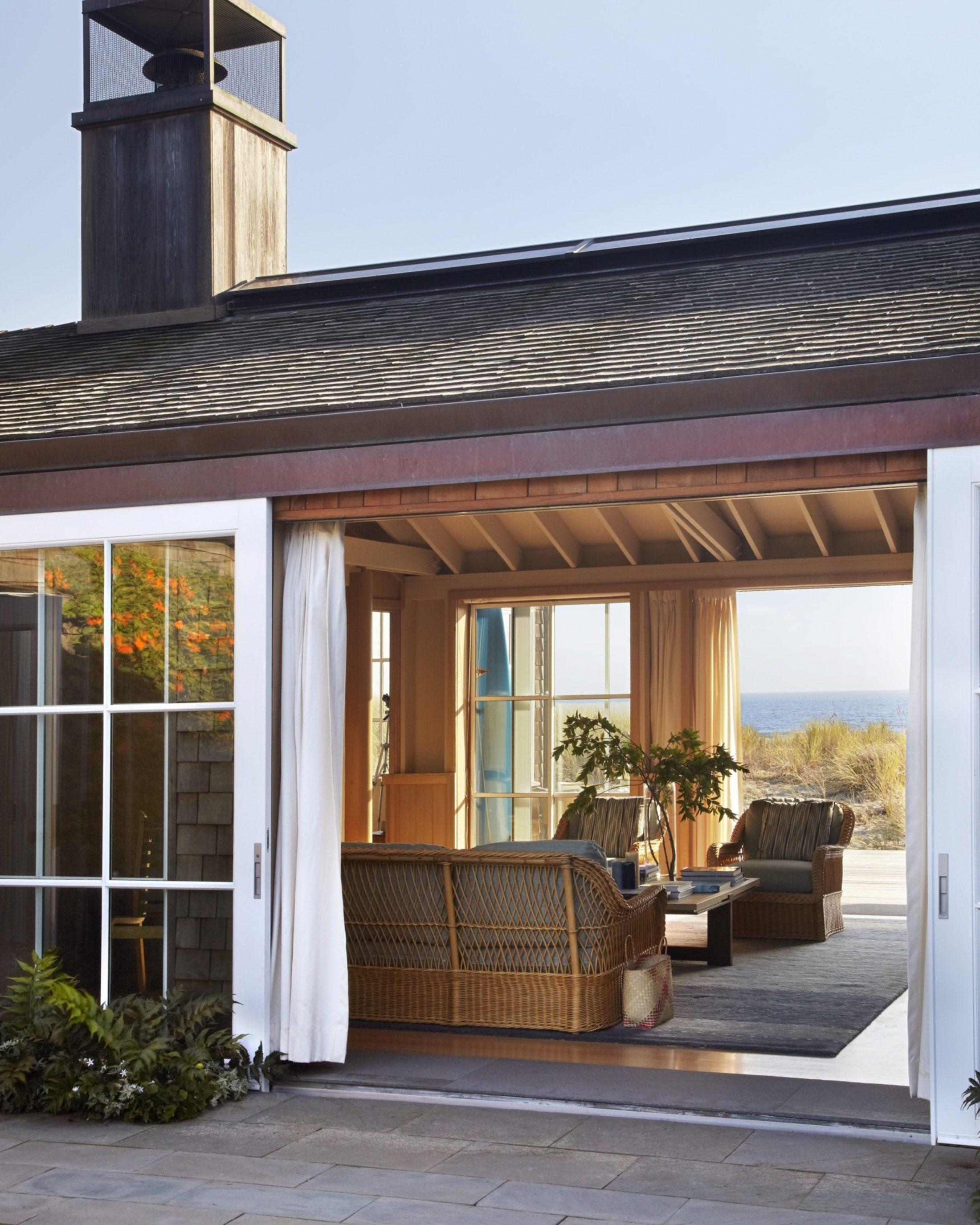 Stinson Beach House - Contemporary - Deck - San Francisco